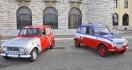 Les voitures du 4L Trophy