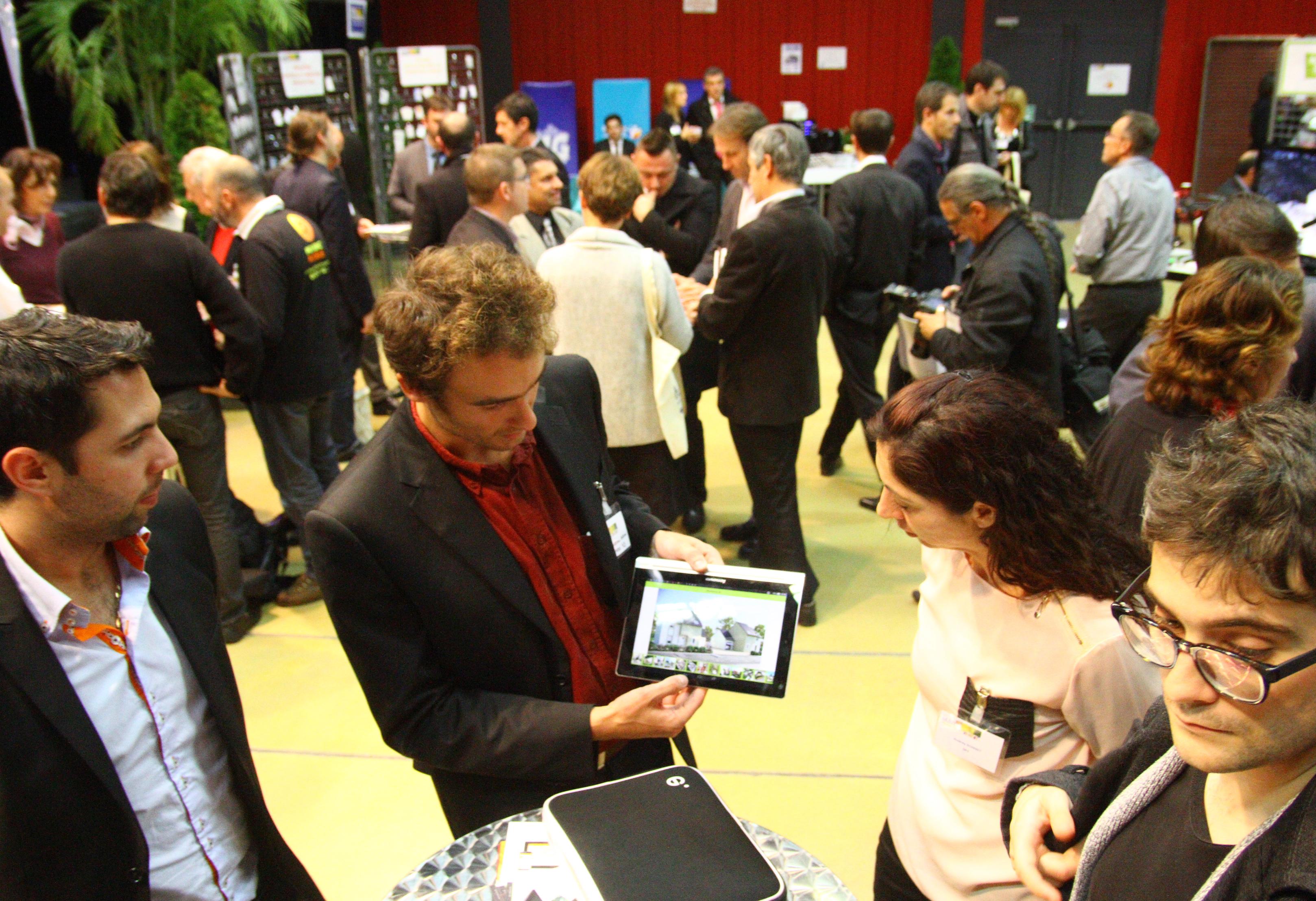 Tlm rencontre d'entrepreneurs